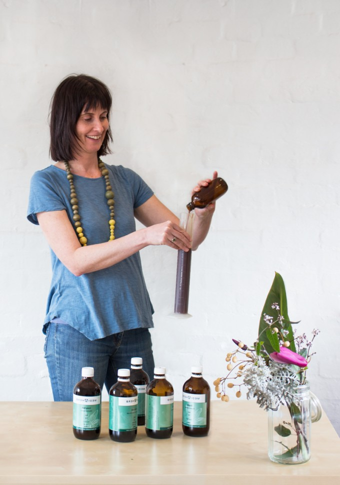 Gabriella Nelson Founder of Herbaceous